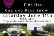 Cops Showcase Cars & Bikes for Kids during inaugural Crescent Valley Show Saturday