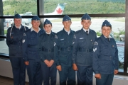 Kootenay Air Cadets return from Summer Training