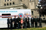 Honour House Provincial Tour of Honour makes stop in Nelson
