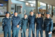 Last group of Kootenay Air Cadets embark on Summer Training Tour