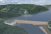 There's a lot of money floating around now that construction has commenced on the Site C dam in Northern BC.