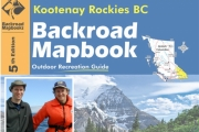 Local guidebook celebrates 15 years of mapping the Kootenays with new version