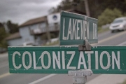 Film:  Colonization Road -- on CBC this month