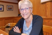 Rossland Mayor Kathy Moore