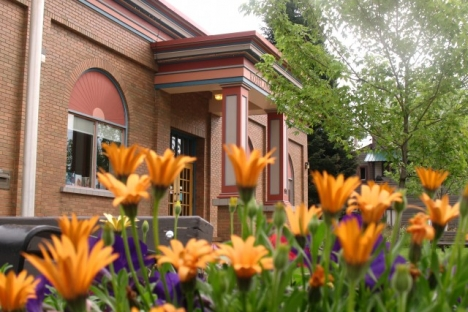 Rossland Library - Andrew Zwicker Photo