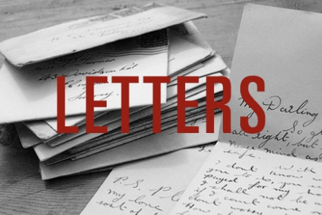 LETTER: A request for action from council
