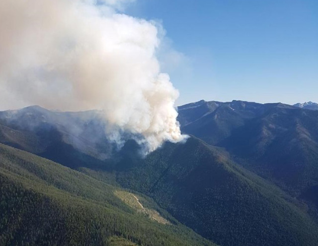State of emergency over BC wildfires extended for second time