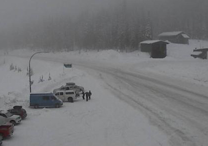 Environment Canada issues weather alert for West Kootenay