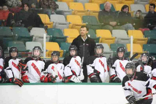 Coach Cary Fisher And The Wildcats Are In Kelowna This Weekend For Female Midget AAA Semi Finals Nelson Daily Photo