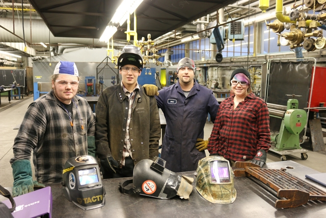 Selkirk College Asks Are You Made For Trades The